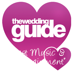 The Wedding Guide - Best Music and Entertainment Winner 2013