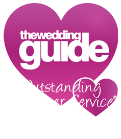 The Wedding Guide - Outstanding Customer Service Finalist 2015