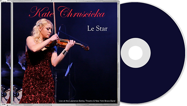 Kate Chruscicka Album Le Star