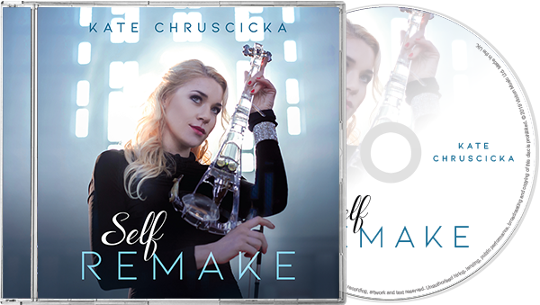 Kate Chruscicka Album Self Remake